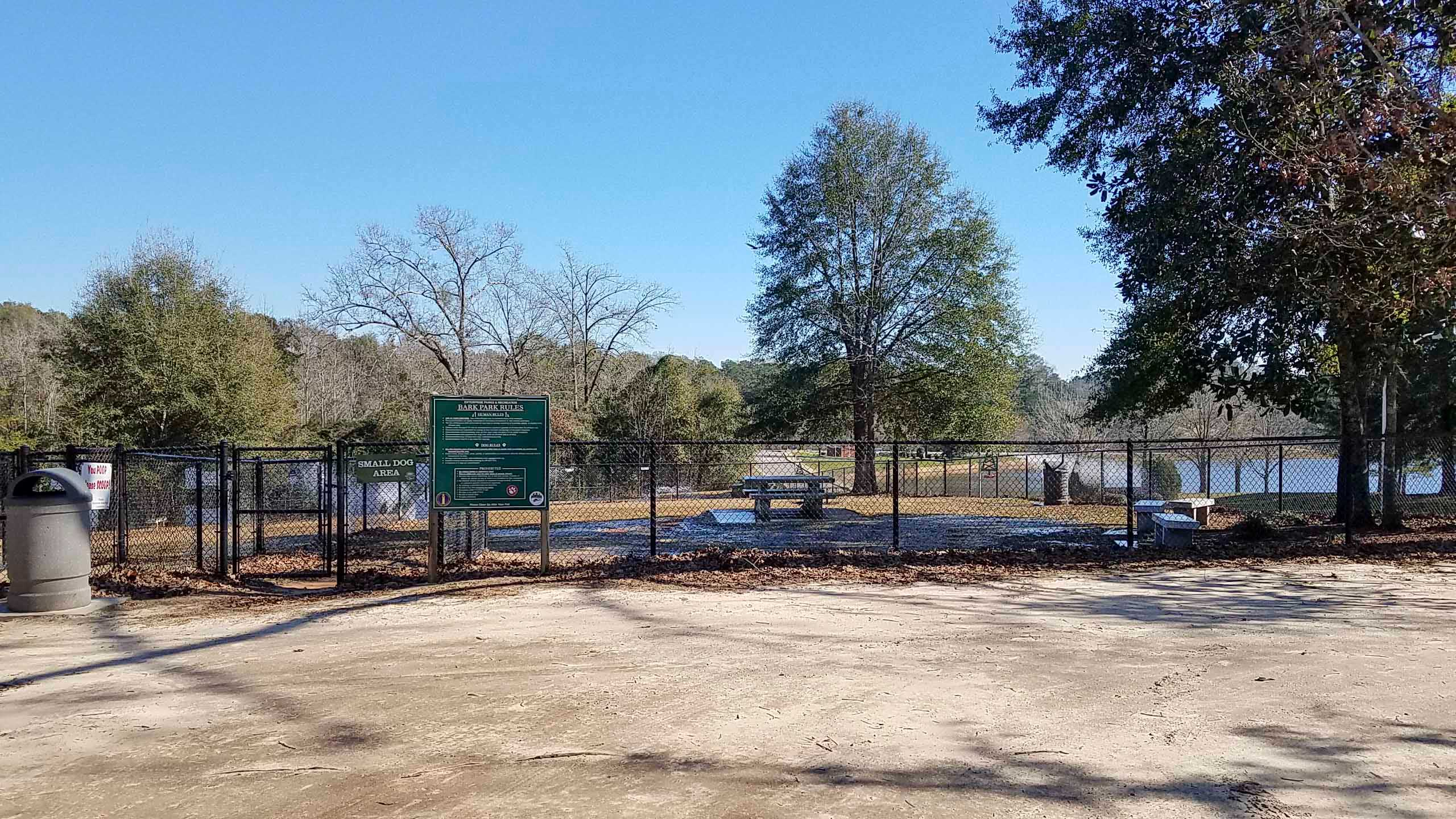 image of dog park for small dogs