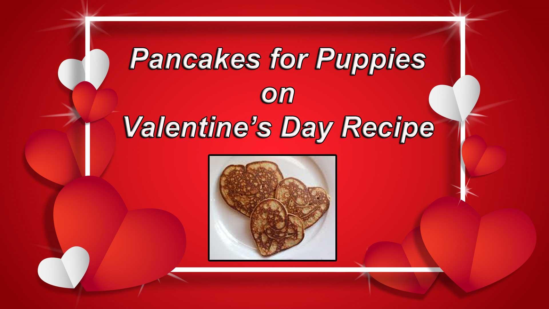 image of heart shaped pancakes