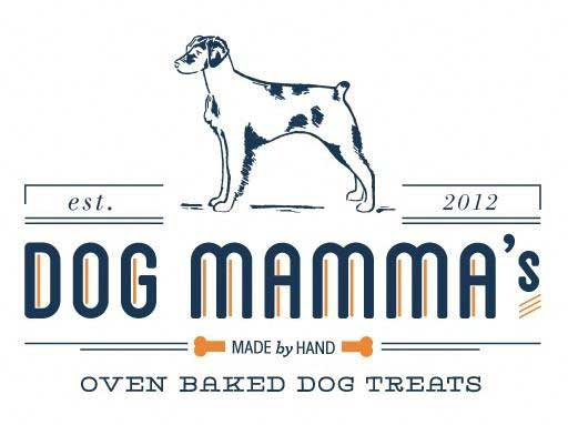 Dog Mamma's Dog Treats Logo