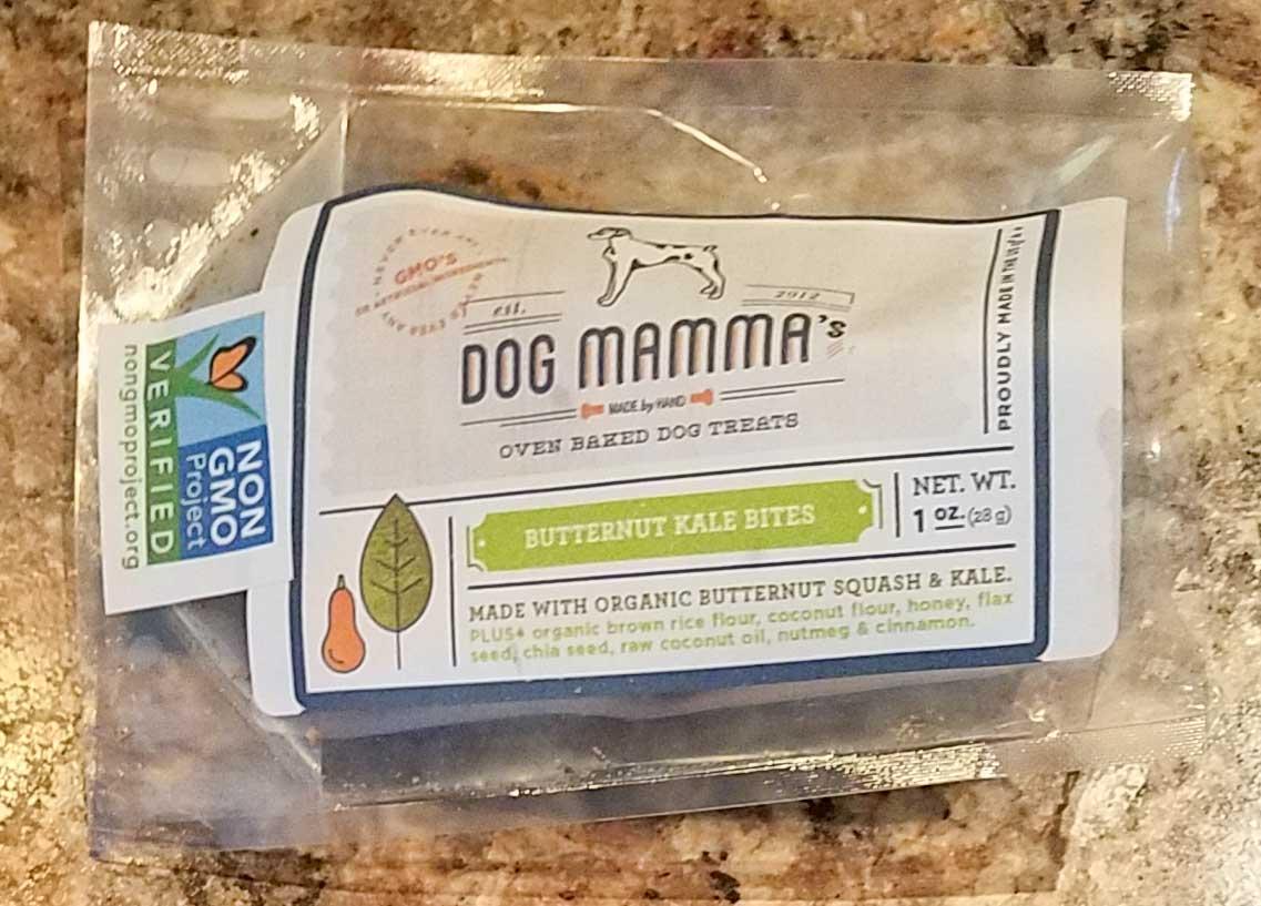 Dog Mamma's Kale Dog Treats