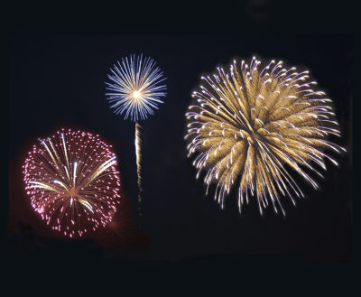 how to keep a dog clam during fireworks